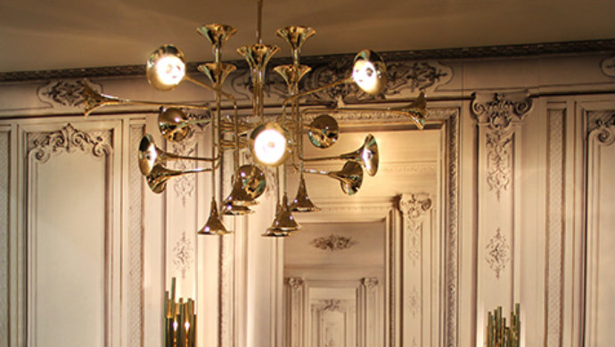 Interiordecoration-Lighting as an Element of Interior Decoration-chandelier featured