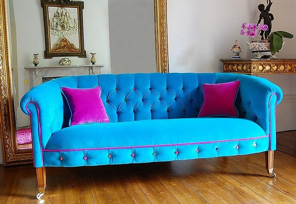 Trendy colors sofa inspirations with luxury brands Heartcover 41