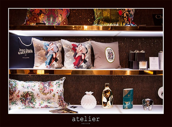 Atelier-Design luxury interior decoration showroom Heartcover 6