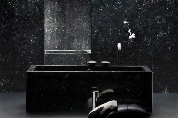 10 BLACK LUXURY BATHROOM DECOR IDEAS  10 BLACK LUXURY BATHROOM DECOR IDEAS Heartcover 6