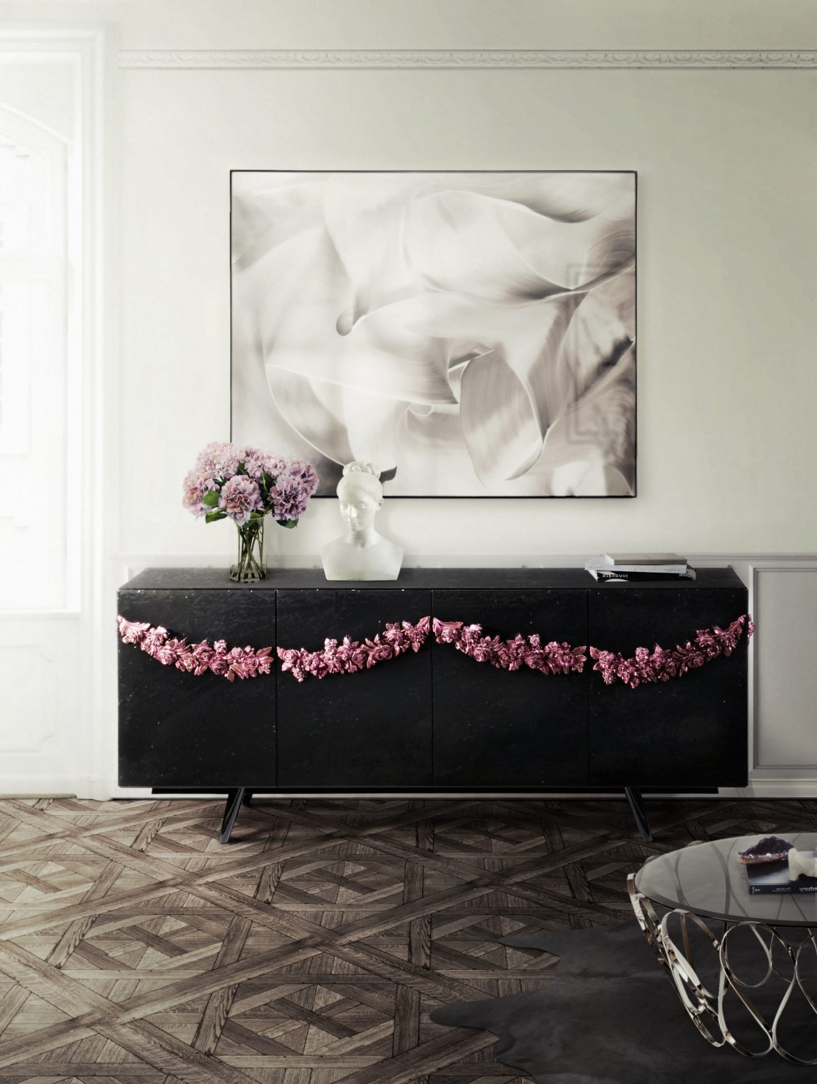 sideboard ideas Sideboard Ideas You Must Use For a Stunning Home Decor Sideboard Ideas You Must Use For a Stunning Home Decor 17
