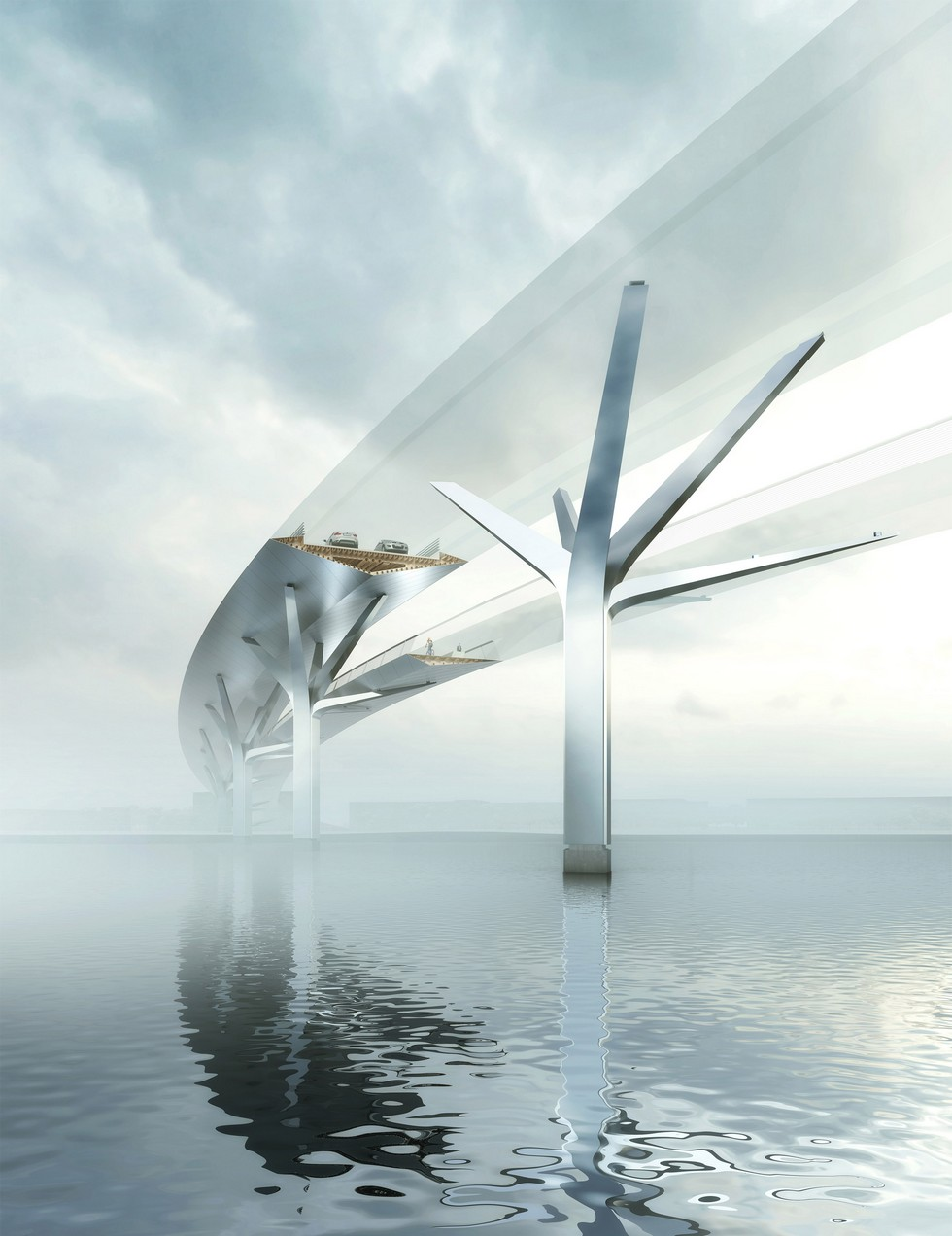 design bridges FOSTER AND PARTNERS: THE NEW DESIGN BRIDGES Featured
