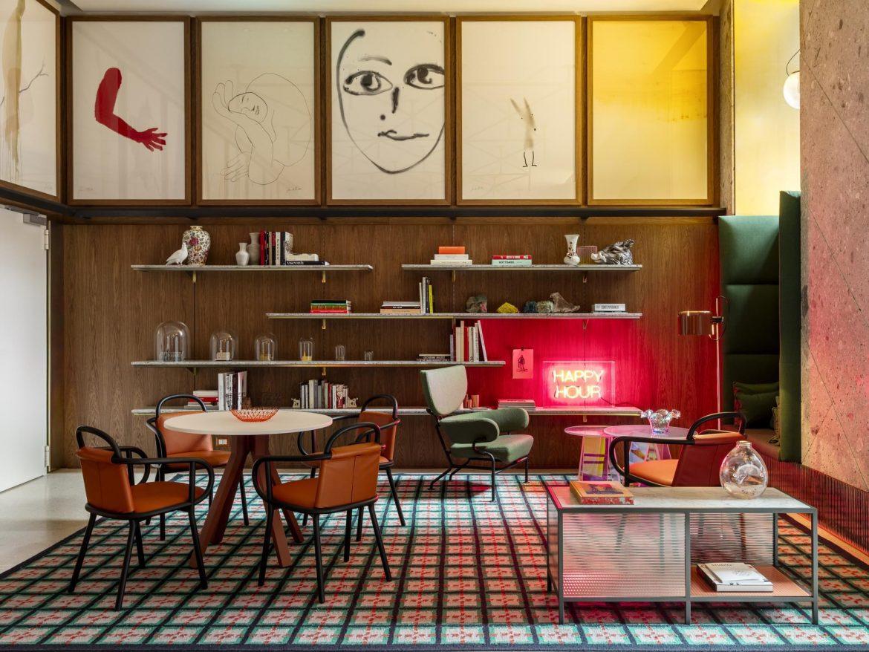 Luxury furniture designed by Patricia Urquiola3