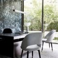 Simone Haag present mid-century modern home in Australia