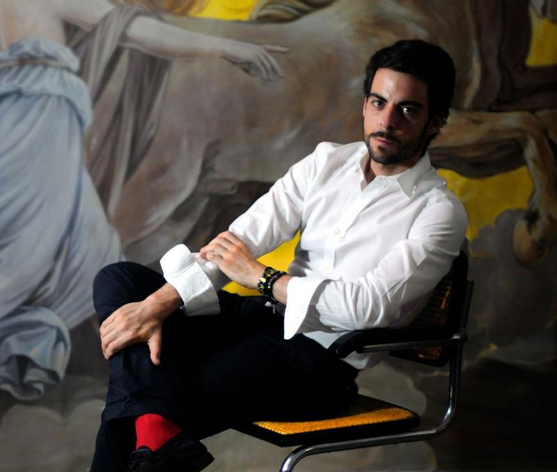 Inside The Luxurious Maximalist Concept of Amaro Sánchez De Moya