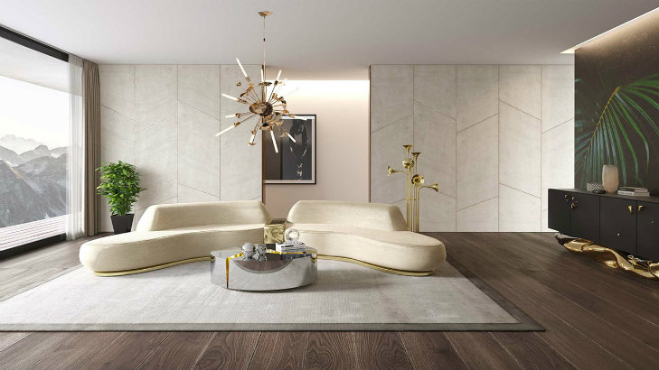 luxurious living room Limited Edition: How To Decor Your Luxurious Living Room boca do lobo