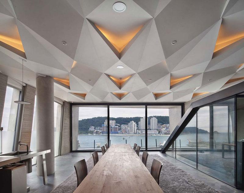 5 Breathtaking Ceiling Design