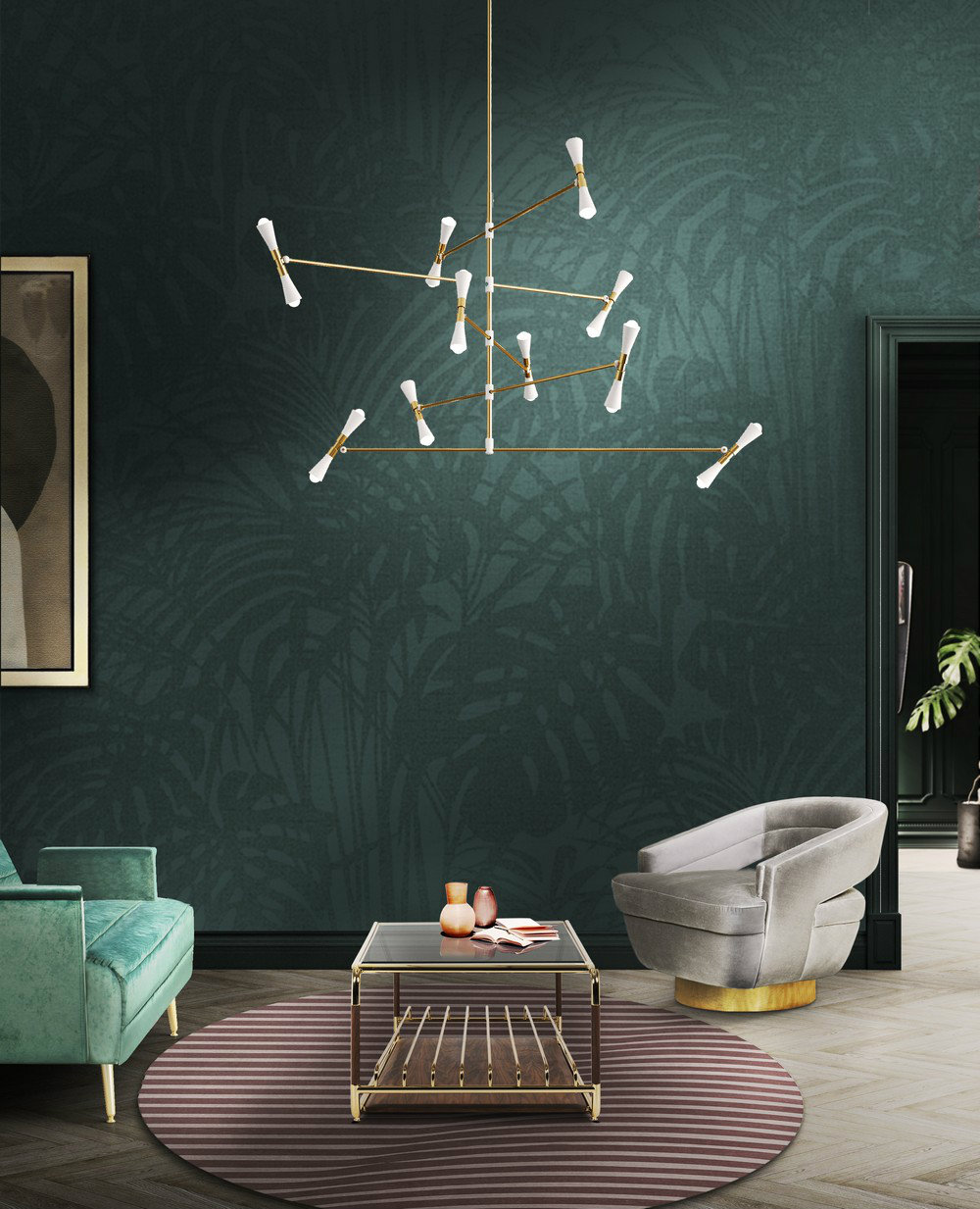 suspension lamps 7 Stylish Suspension Lamps For Your Home Decor 7 Stylish Suspension Lamps For Your Home Decor 5