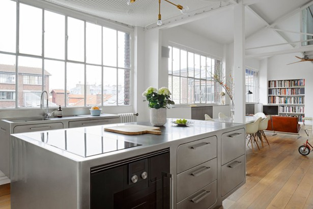 Get Inspired By These Vintage Industrial Style Ideas  vintage industrial style Get Inspired By These Vintage Industrial Style Ideas For Your Kitchen Get Inspired By These Vintage Industrial Style Ideas 1