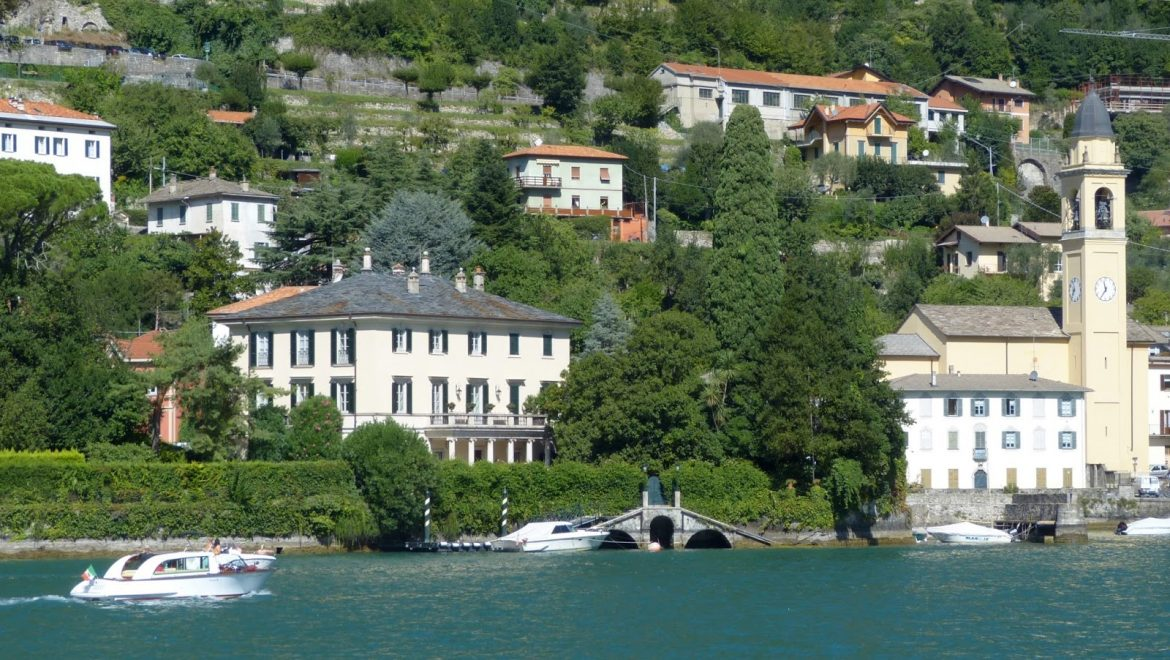 Home Tour: George Clooney's Incredible Lake Como Mansion home tour Home Tour: George Clooney's Incredible Lake Como Mansion Home Tour George Clooneys Incredible Lake Como Mansion 2 1