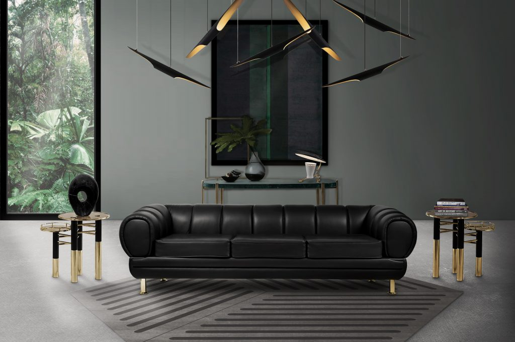 Why You Need These Amazing Black Leather Sofas In Your Home black leather sofas Why You Need These Amazing Black Leather Sofas In Your Home Why You Need These Amazing Black Leather Sofas In Your Home 1