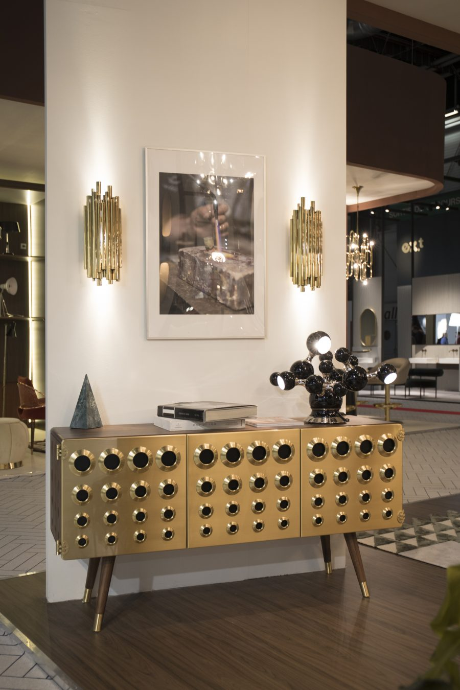 Amazing Mid-Century Furniture At Maison Et Objet  mid-century furniture Amazing Mid-Century Furniture At Maison Et Objet  Mid Century Furniture At Maison Et Objet 2019 3