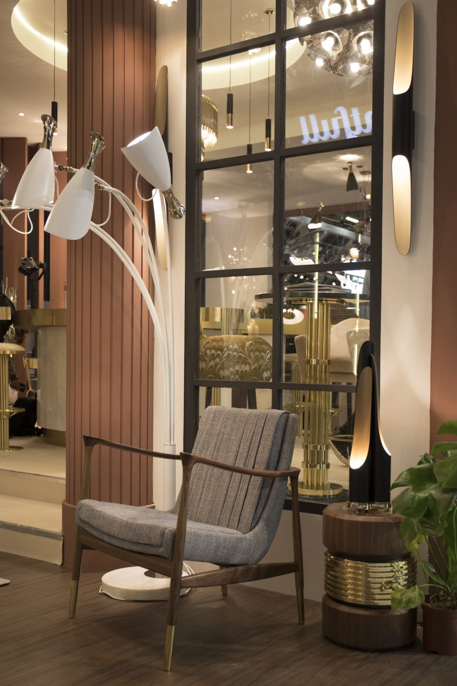 mid-century furniture Amazing Mid-Century Furniture At Maison Et Objet Mid Century Furniture At Maison Et Objet 2019 9