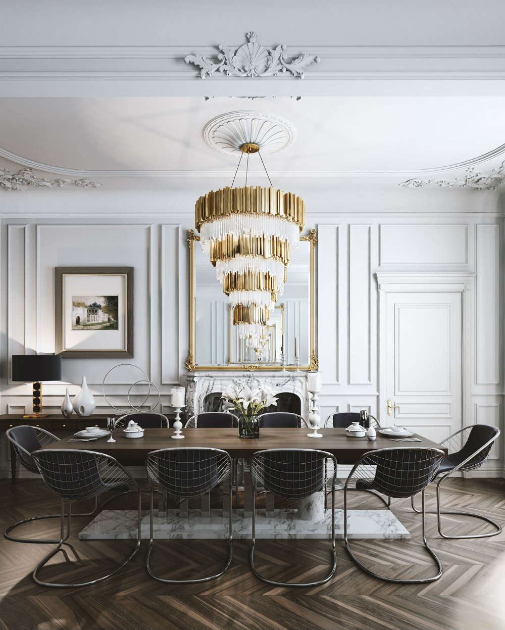 Amazing Chandeliers To Take Your Living Room To The Next Level  living room Amazing Chandeliers To Take Your Living Room To The Next Level  Amazing Chandeliers To Take Your Living Room To The Next Level 4