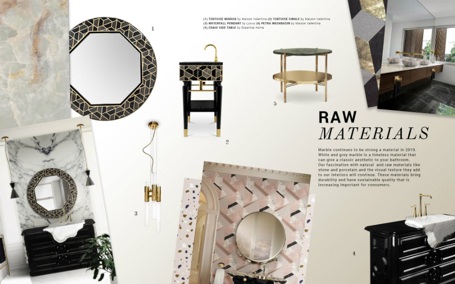 raw materials Introduce Raw Materials Into Your Home Decor  Introduce Raw Materials Into Your Home Decor 1