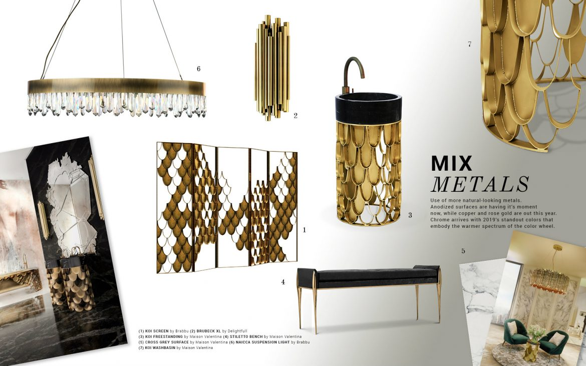 mixed metals Mixed Metals Is The New Trend You Will Want To Follow Mixed Metals Is The New Trend You Will Want To Follow 1
