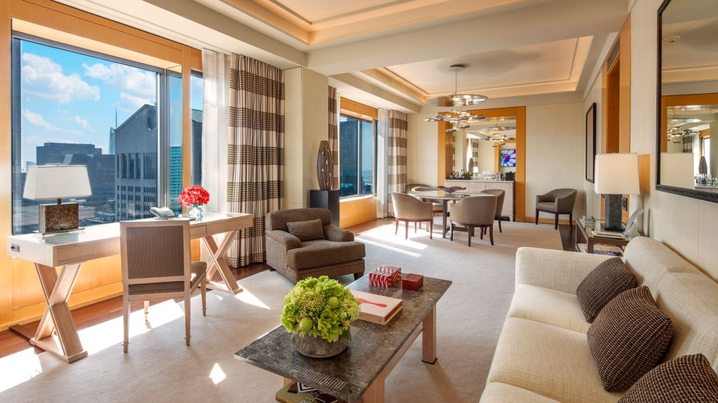 Top Hotels To Stay In During AD Design Show 2019