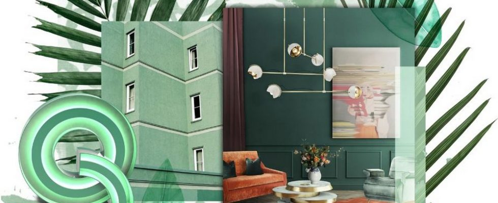 interior color trends Trend Report: Home Interior Color Trends 2019 Trend Report Home Interior Color Trends 2019 4 1 980x400