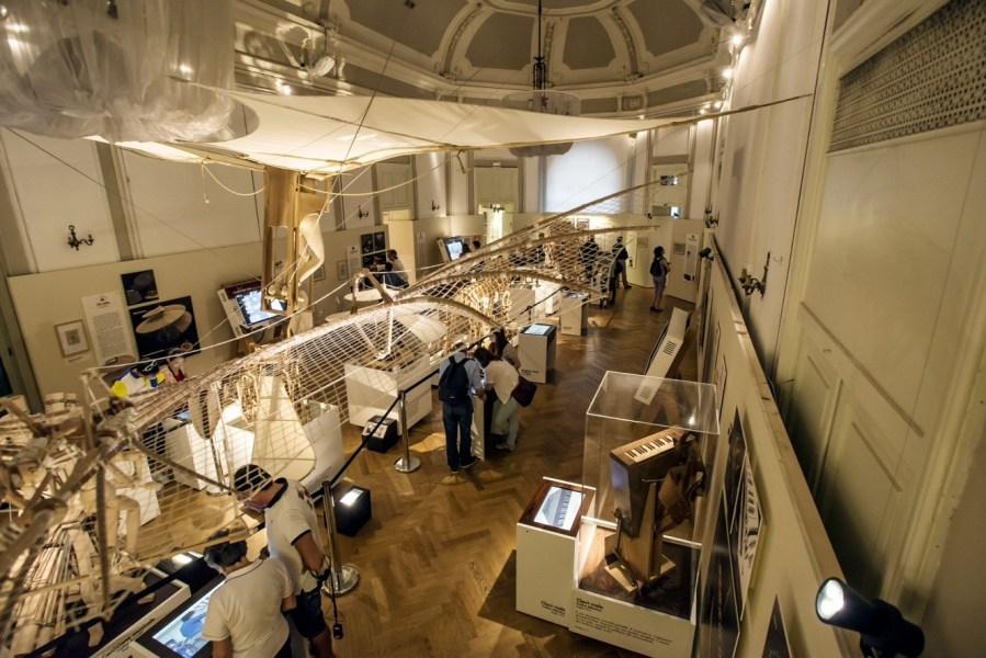 Isaloni & Milan Design Week 2019: ATribute To Leonardo Da Vinci isaloni Isaloni & Milan Design Week 2019: ATribute To Leonardo Da Vinci Isaloni 2019 A Tribute To Leonardo Da Vincis Work And Live 10