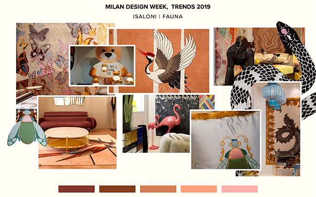 Design Trends From Milan Design Week 2019: Fauna Patterns fauna patterns Design Trends From Milan Design Week 2019: Fauna Patterns Design Trends From Milan Design Week 2019 Fauna Patterns 1