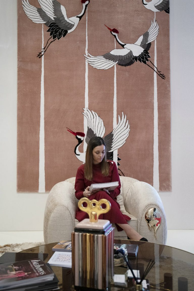 Design Trends From Milan Design Week 2019: Fauna Patterns fauna patterns Design Trends From Milan Design Week 2019: Fauna Patterns Design Trends From Milan Design Week 2019 Fauna Patterns 2 768x1152