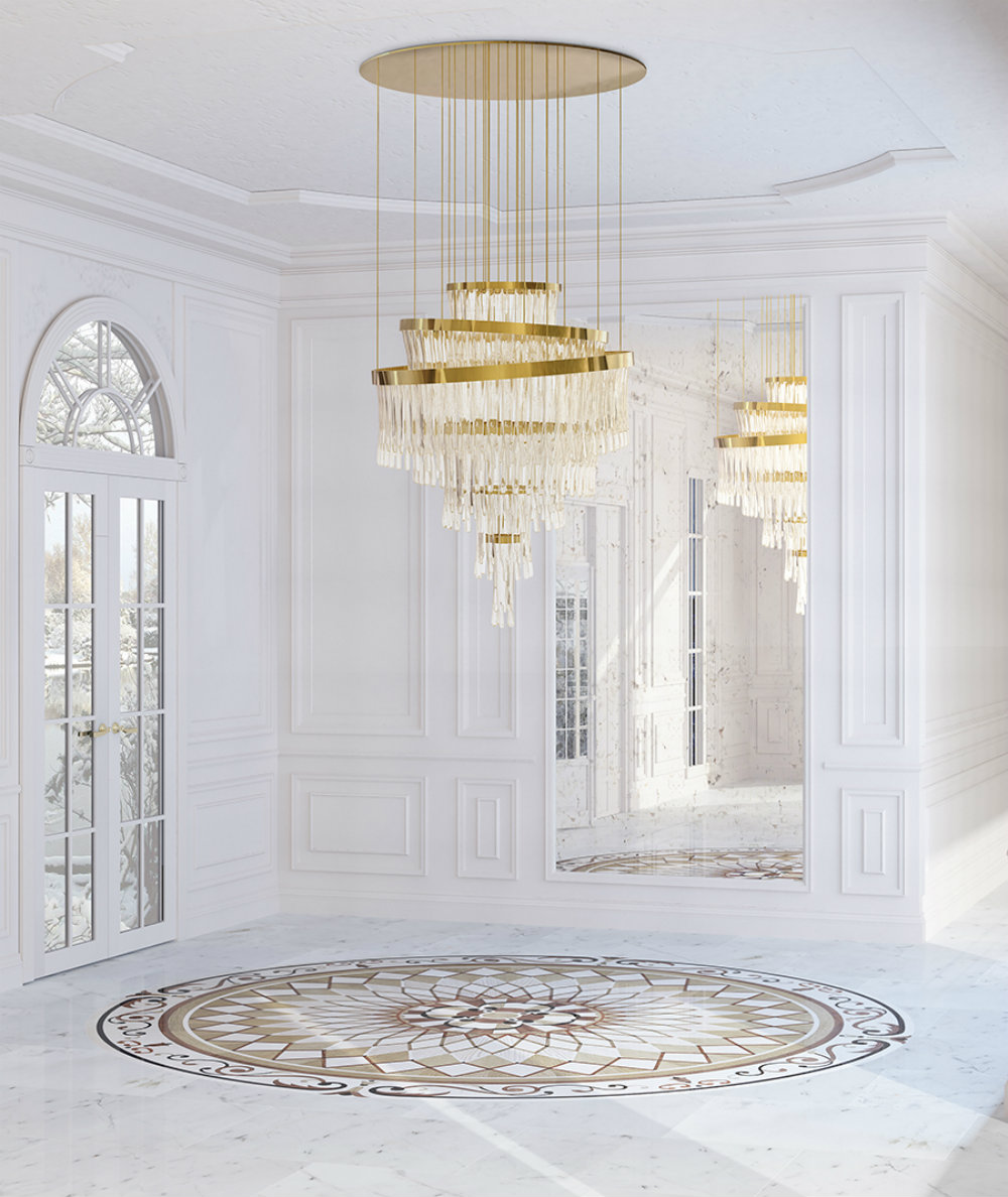 chandelier size How To Pick The Perfect Chandelier Size  How To Pick The Perfect Chandelier Size 5