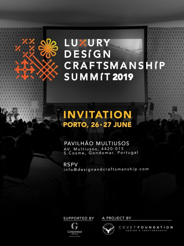 Luxury Design & Craftsmanship Summit 2019: Make Sure You Don't Miss It summit 2019 Luxury Design & Craftsmanship Summit 2019: Make Sure You Don't Miss It Luxury Design Craftsmanship Summit 2019 Make Sure You Dont Miss It 1